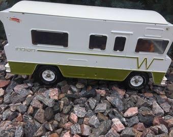 Vintage Tonka Indian Winnebago RV Vehicle***SALE****