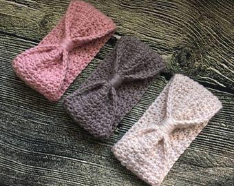 Newborn Baby Girl Ear warmer Headbands