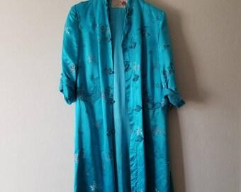 Vintage Chinese Silk Jacket