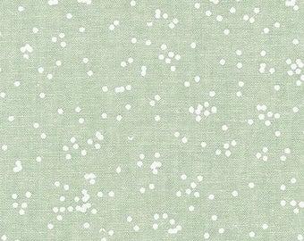 Arroyo - Sprinkles Seafoam - Erin Dollar - Robert Kaufman (AOU-16875-241) - Essex Linen