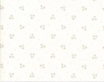 Lily Will Revisited Cream Yardage by Bunny Hill Designs for Moda. 2807 27