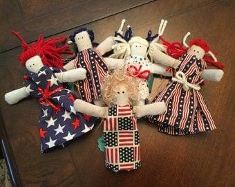 "USA doll 5"""