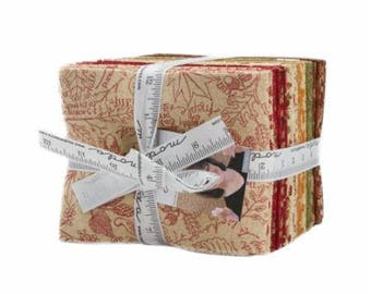 Oak Grove Lane by Kathy Schmitz for Moda Fat Quarter Bundle 30 FQ