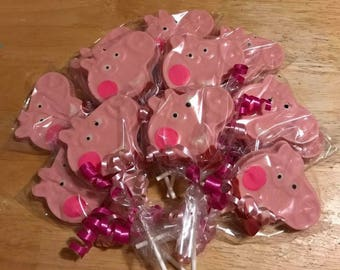 Peppa Pig Favors
