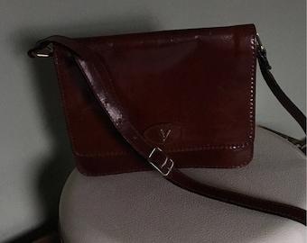 i Santi leather handbag purse