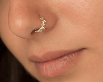 Image result for nose ring