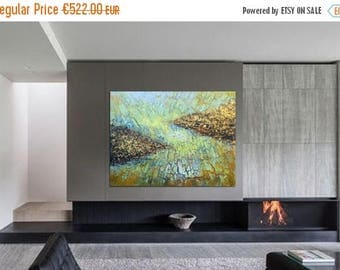 ON SALE Modern abstract art original painting Wall art decor modern wall decor painting home decor one of a kind artwork free shipping