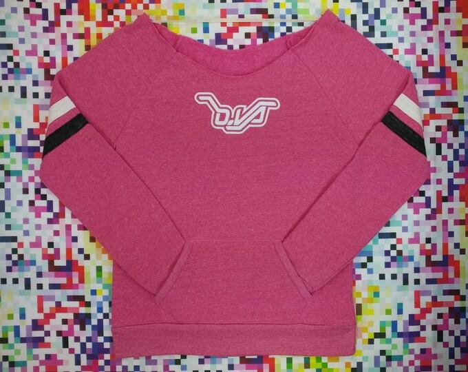 Featured listing image: D.Va Varsity Sweatshirt
