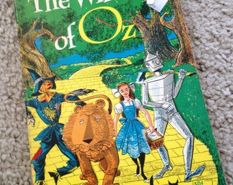 The Wizard of Oz by L. Frank Baum 8th Printing 1968 Scholastic Book Services