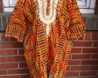 african tunic large