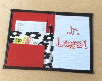 Padfolio List Taker Notepad Desk Accessories