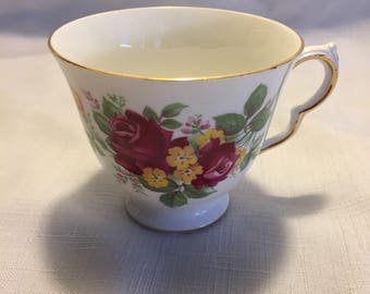 Vintage Royal Vale Teacup (NO SAUCER)