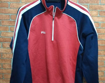 Rare Fila Sweater
