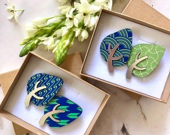 2 (two) Sets of Brooches Tree - on second set 50% off