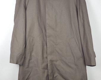 Vintage YVES SAINT LAURENT Diffusion Hommes Long Blazer Coat Jacket
