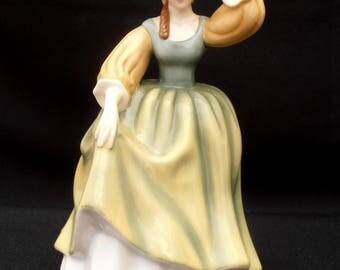 Doulton Figurine. Retired. Buttercup. Pretty Ladies
