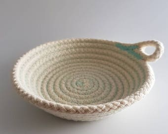 Jewellery Rope Bowl