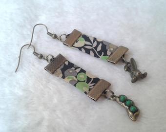 Good Duel earrings