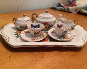Ardalt bone china miniature tea set
