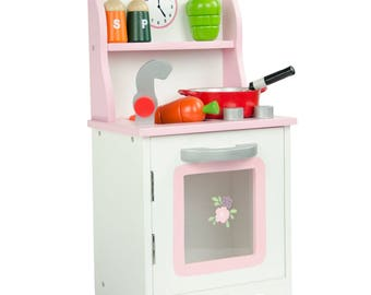 18″ Doll Play Kitchen