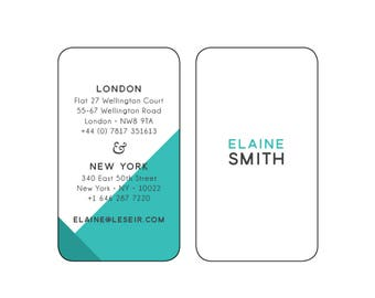Elaine Smith Business Cards & PRINTING