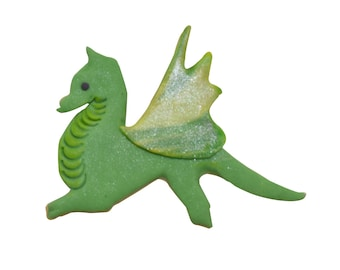 """Dragon Cookie Cutter Thrones Cookie Cutter Game Cookie Cutter 4"""" RM-872"""