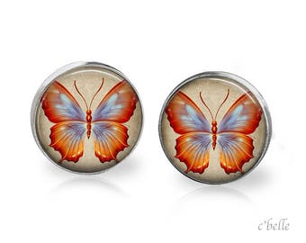 Earrings Butterfly 21