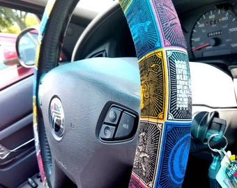 Game of Thrones Steering Wheel Cover
