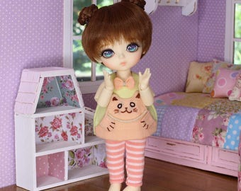 wig for lati yellow and pukifee DW#005 brown