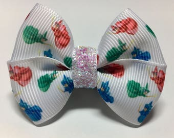 Fairy Godmother Magic Band Bow Aurora Flora Fauna Merryweather Party Gift Passholder