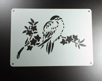 Mask Bird BE52 Songbird Sparrow