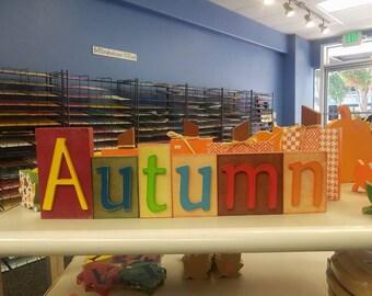 Fall/Autumn Craft