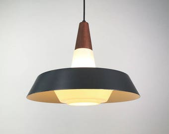 Classic danish Lyfa ceiling light by LYFA designed by Bent Karlby mid century modern contemporary scandinavian ceiling lamp made in Denmark