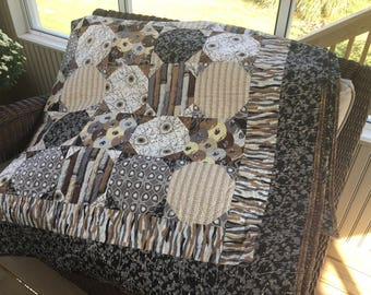 Fosil Looking   Quilt
