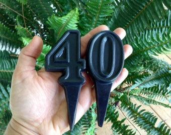 Milestone birthday candle set (5.00)
