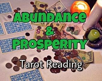 Abundance & Prosperity Tarot Reading