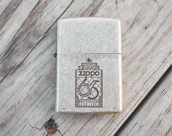 Zippo 65th Anniversary Lighter unfired
