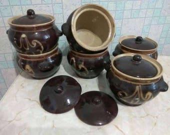 Ceramic claypot for cooking