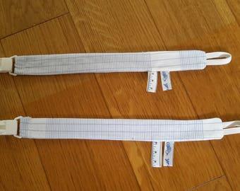 Pacifier or toy school tie