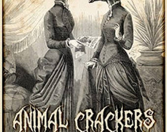 Animal Crackers - Handcrafted Perfume for Women - Love Potion Magickal Perfumerie