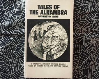 Tales of the Alhambra (Paperback Anthology by Washington Irving)