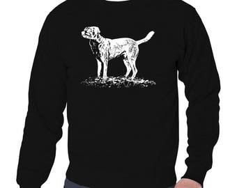 Dog Sketch Sweatshirt