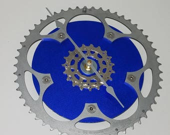 bike gear wall clock bicycle gifts bike chainring wall clock gifts for cyclists