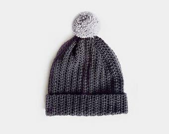 Crochet Hat Pattern / Crochet Pattern Beanie / Crochet Beanie Hat Pattern