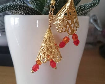 Original gift earrings my fairy bells