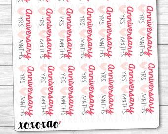 C019 | Anniversary Stickers
