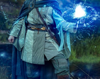 Warcraft cosplay - Khadgar costume