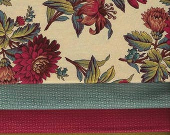 French Quarter by Paula Barnes for Bonnie Blue Quilts