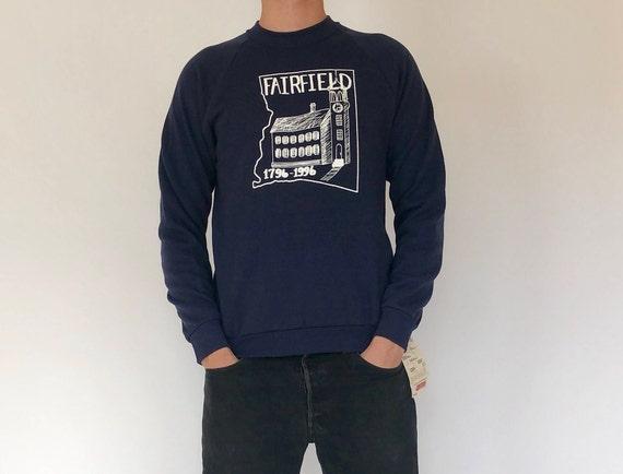 Fairfield School Sweater 90s