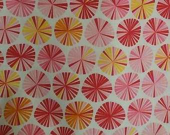 Riley Blake Fancy Free Pink, 1/2 yd, Cotton Woven fabric